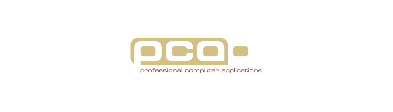 pca - professional computer applications - logo